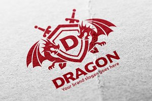 Dragon Twin Logo
