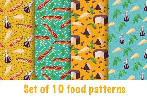 Delicious patterns
