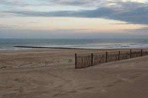 Ocean at dawn