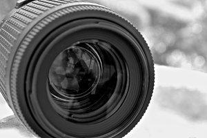 Lens in B/W