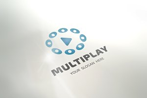 Multiplay Game Logo
