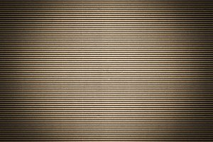 Seamless tileable texture - brown corrugated cardboard