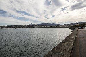 Walk along the bidasoa, Hondarribia