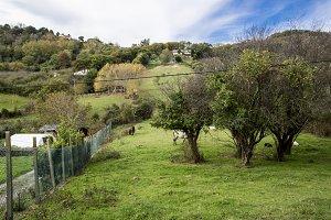 Landscape Jaizkibel