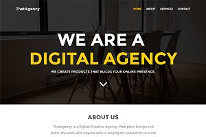 ThatAgency - 50% Off Get it Now!