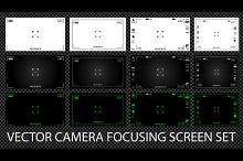 Camera focusing screens 13 in 1 pack