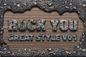 36 Rock Styles V01