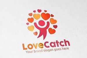Love Catch Logo