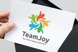 Team Joy Logo