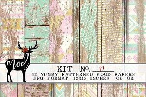 Background Paper Kit 41