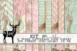 Background Paper Kit 42