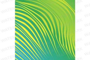 Zebra vector pattern print