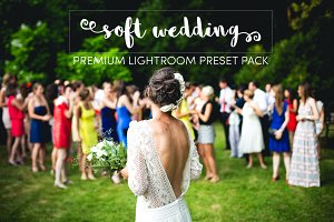 Soft Wedding Lightroom Preset Pack