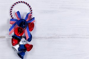 Bells and Ribbons for the Fourth
