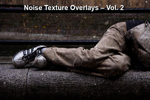 Noise Texture Overlays – Volume 2
