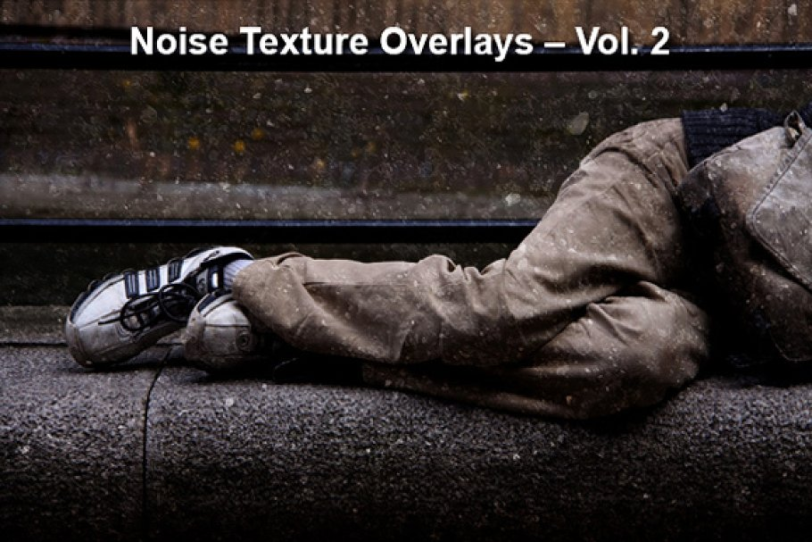 Noise Texture Overlays – Volume 2 ~ Other Design Software Add-Ons