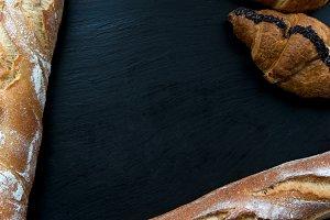 Kitchen board mockup (4 photos)