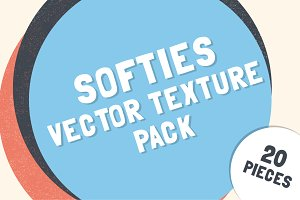 Softies - vector texture pack