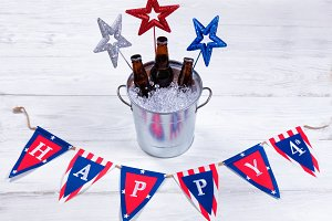 July 4th Party Time