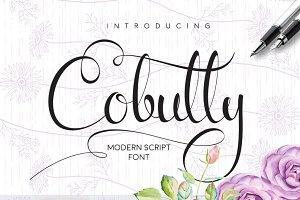 Cobully Script Font