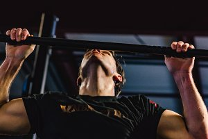 Crossfit Gym: Pull-up