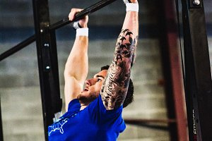 Crossfit Workout: Pull-up
