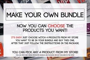 Choose Your Bundle