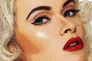 Photoshop Pop Art Action!