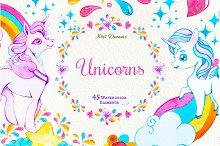 Unicorns 59 Elements