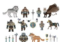 Game Characters Icons