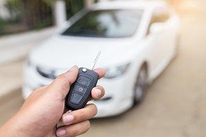 remote control car alarm systems