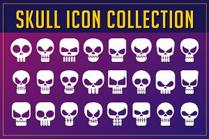 Skull Icon Collection