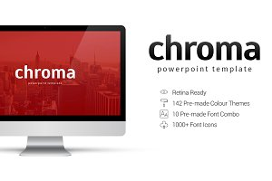 Chroma - PowerPoint Template