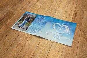 Funeral Program Template-V516