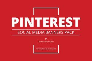 Pinterest Social Media Pack