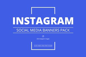 Instagram Social Media Pack