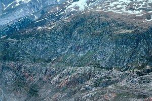 Great Aletsch Glacier,Switzerland
