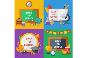 Back To School Boards