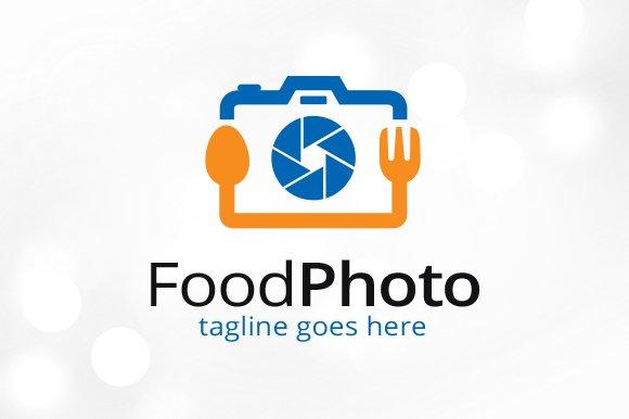 Food Photography Logo Template ~ Logo Templates ~ Creative Market