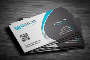 Corporate Business Card 11
