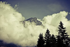 cloud peak