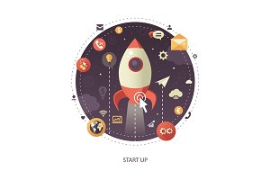Business Start Up Composition