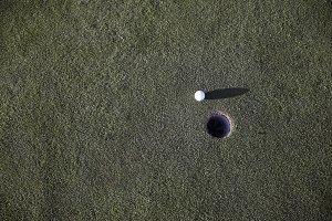 golf whole