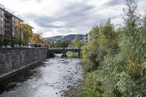 River in Azpeitia