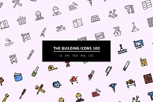 The Building Icons 100