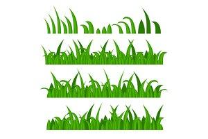 Green Grass Constructor