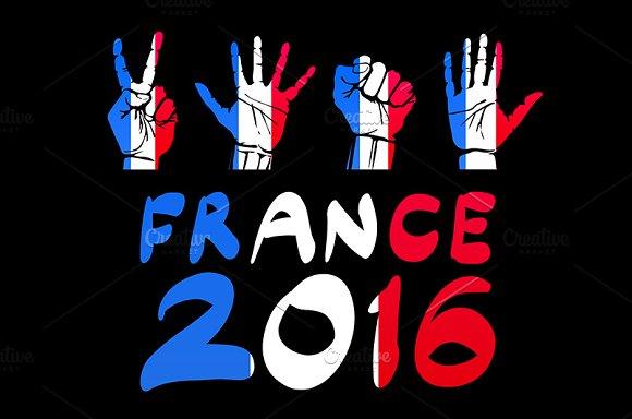 flag of France 2016