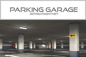 3D Urban: 3DTreatment - Parking Garage