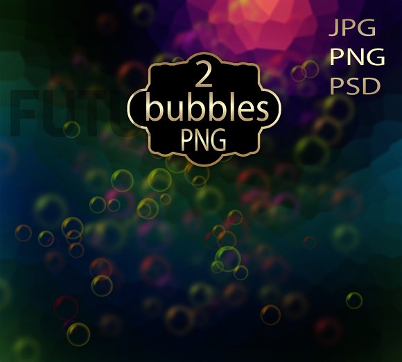 how to create bubble photoshop