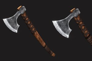 Baltic Viking Axes